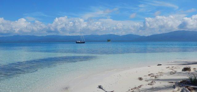 paradijselijke eilandjes en helse avonturen