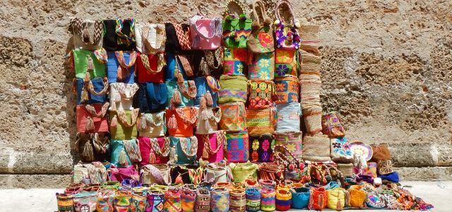 contrastrijk Cartagena